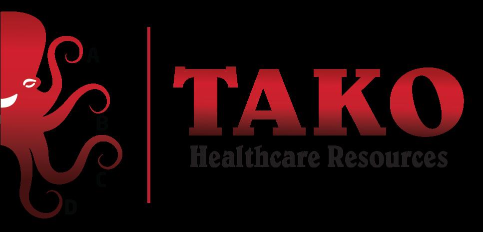 TAKO Healthcare Resources Logo